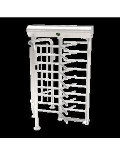Molinete giratorio vertical de 3 aspas
