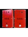Intercomunicador Anti-vandálico SOS - Emergencia