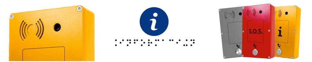Panphone intercomunicador de información