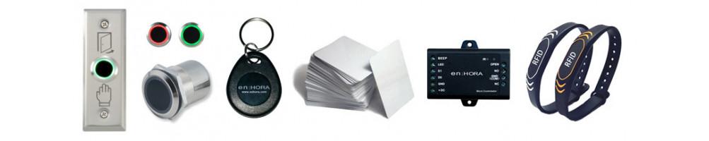 Accesorios RFID - Tarjetas y Llaveros TAG de Proximidad